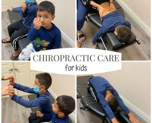 Chiropractor for Children