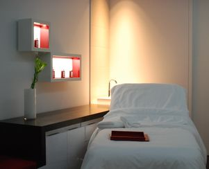 Nos Cabines / Our Treatment rooms