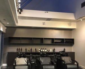 Our Spacious Hair Salon