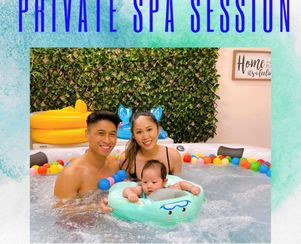 RMT Massage+Hydrotherapy for family