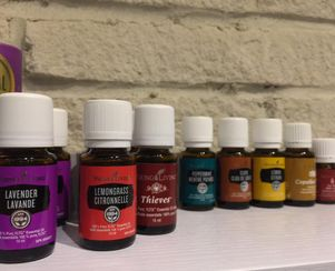 Using Young Living Essential Oils